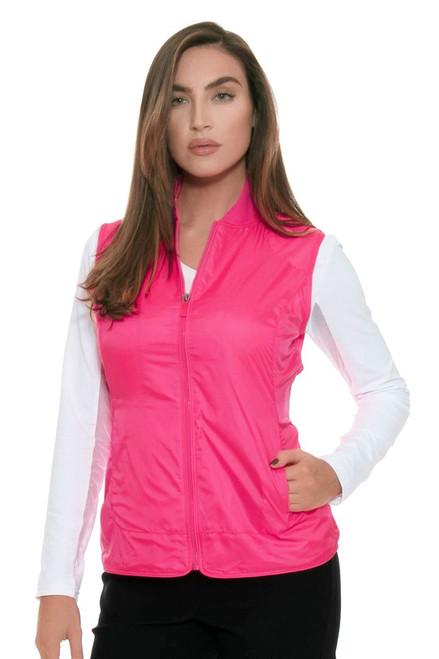 EP Pro Pink Sugar Rush golf Vest