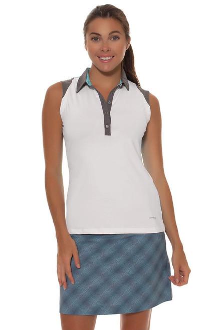 Annika Women's Sky Above Chelsey Print Golf Skort