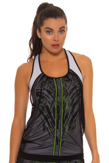 Into The Woods Tennis Tank