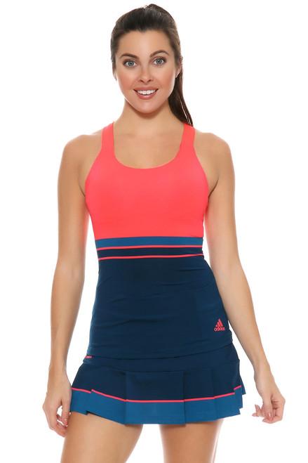 Tennis Clothes   Adidas Premium US Open Tennis Skirt - AY7909