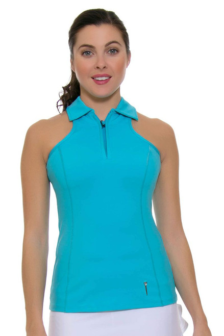 Cut Out Racerback Golf Top