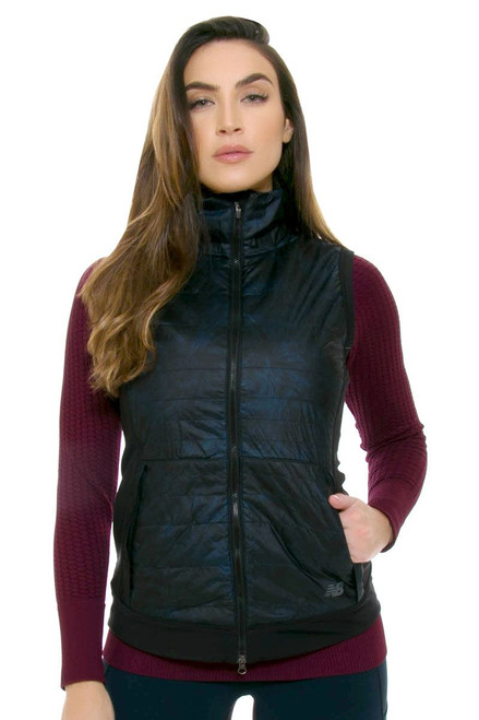 New Balance Heat Hybrid Quilted Vest