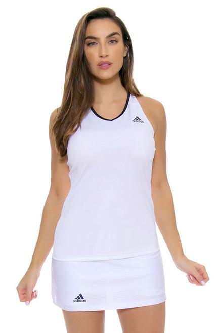 Club White Tennis Skirt A-AP4815 Image 4