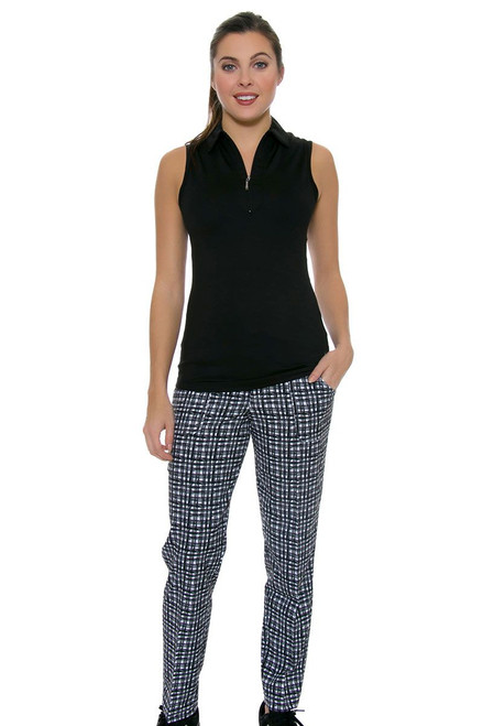 Jofit Women's Barossa Sport Belted Cropped Golf Pants