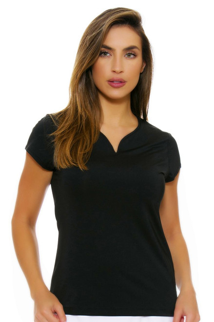 Cap Sleeve Tennis Shirt FT-TW171WM4-001 Image 4
