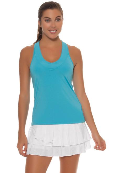 Pleat Tier Core Tennis Skirt