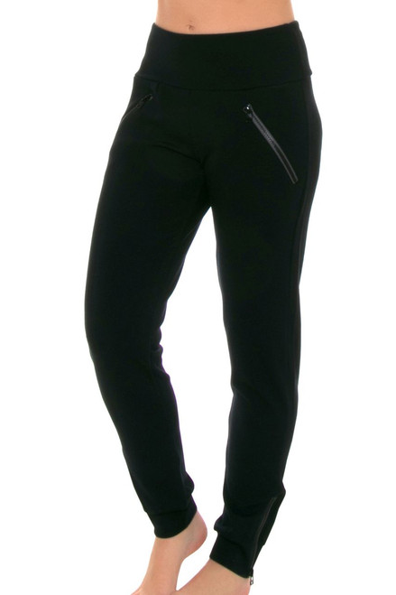 Black Escentia Pants TA-SB7081-Black Image 4