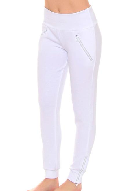 White Escentia Pants TA-SB7081-White Image 4