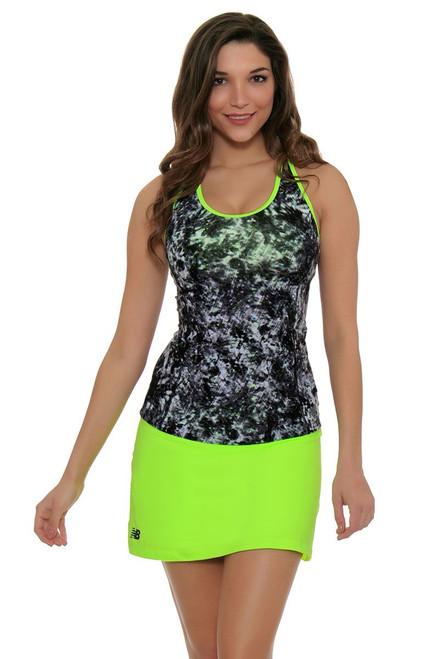Casino Lime Glo Tennis Skirt NB-WK71427-LIG Image 4
