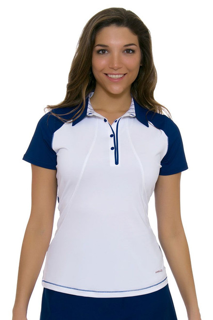 Annika Women's Above Board Mari Golf Short Sleeve Shirt