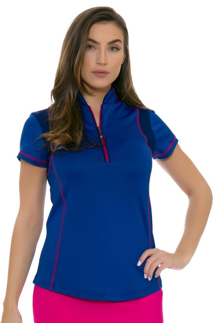 Jofit Women's Napa Sport Oracle Short Sleeve Top