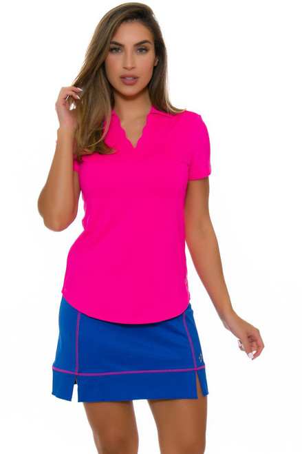 Jofit Women's Napa Sport Pearl Pull On Golf Skort