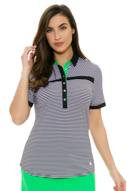GGBlue Women's Bali Kesha Guru Golf Polo Shirt