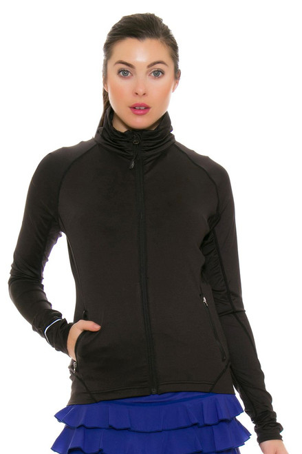 Bargray Women's PM Black Jacket | Golf or Tennis Wear