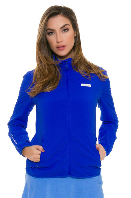 Redvanly Women's Putnam Blue Jacket