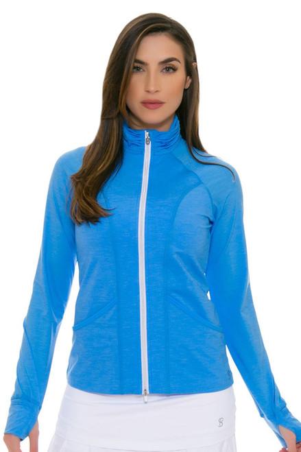 Sofibella Women's Triumph Sky Blue Jacket