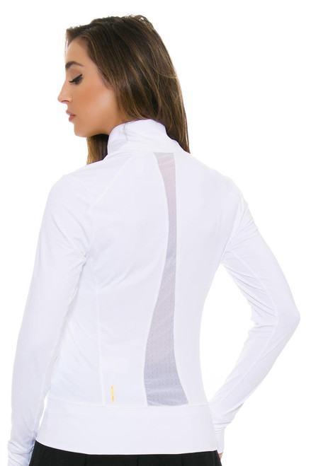 Lole Women's Spring Essential Up White Jacket