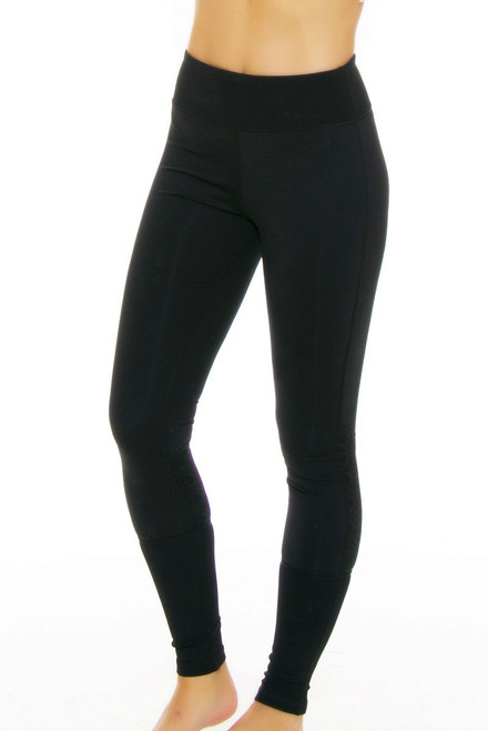Tonic Active Women's Black Get On Your Way Workout Legging TA-SP7079-Black Image 4