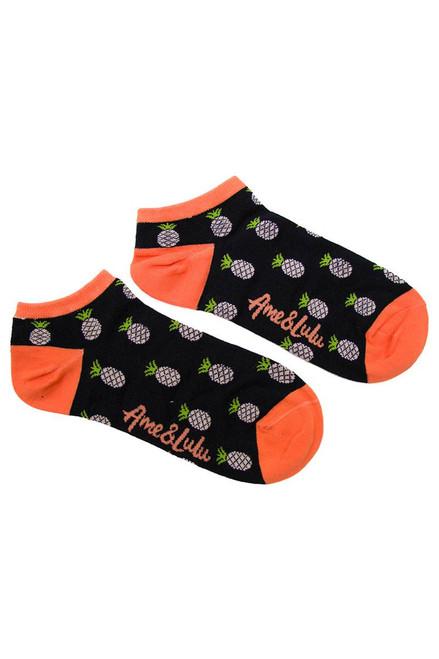 Ame & Lulu Women's Meet Your Match Socks AL-Meet Your Match Socks Image 3