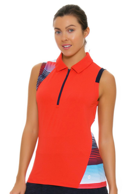 GGBlue Women's Olympic Era April Victory Golf Sleeveless