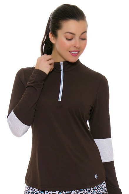 GGBlue Women's Serengeti Lydia Mud Golf Long Sleeve