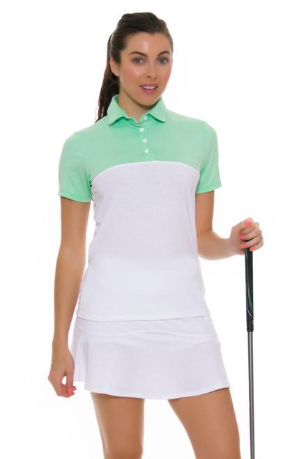 Redvanly Women's Gates White Golf Skort