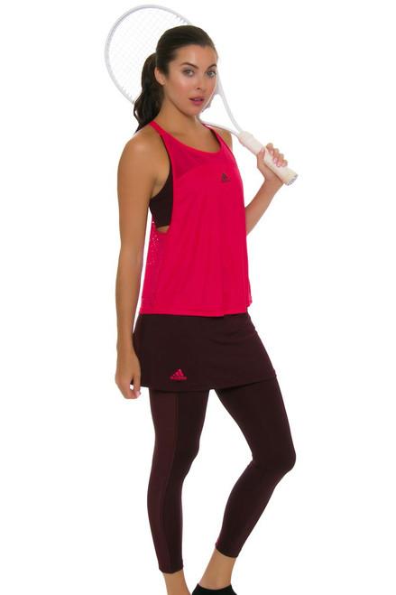 Adidas Women's US Open Tennis Leggings A-BR5063 Image 4