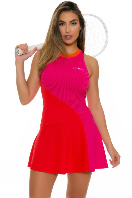 Stella McCartney Barricade Radiant Color Blocked Tennis Dress SMC-BQ8480 Image 1