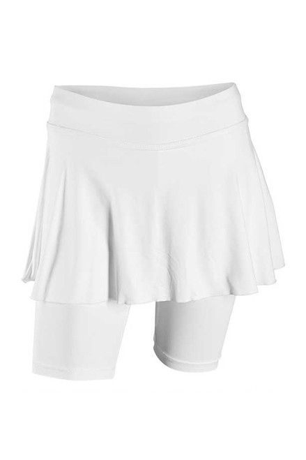 Sofibella White Bermuda Skirt