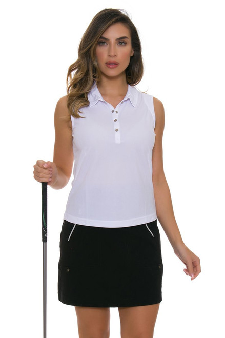 Jamie Sadock Women's Basics Skinnylicious Pull On Golf Skort