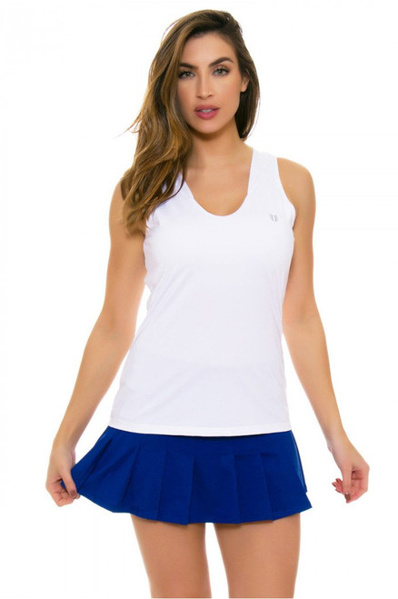 Eleven Blue Flutter Pleated Tennis Skirt E-CP505C-420 Image 5