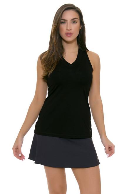 Sofibella Flounce Grey Tennis Skirt - 3 Lengths SFB-7008