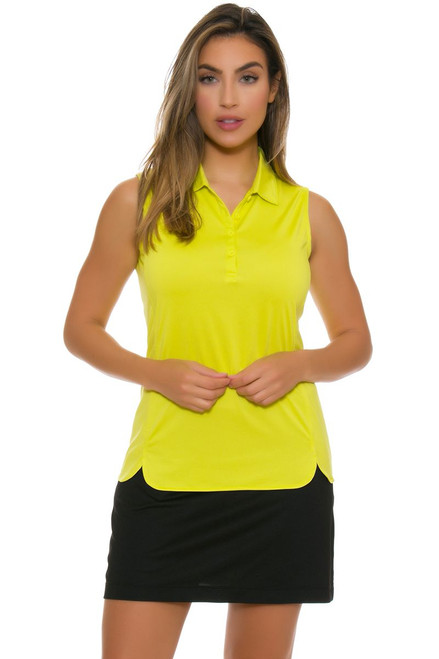 EP Pro NY Women's Basics Black Knit Pull On Golf Skort