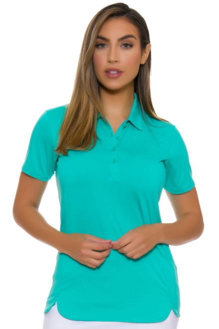 EP Pro NY Women's Refresh Performance Jersey Golf Short Sleeve Polo
