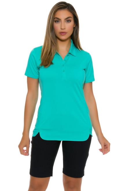 EP Pro NY Women's Basics Black Bi-Stretch Compression Golf Shorts