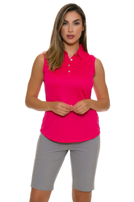 Cutter & Buck Women's Oxide Heather Pacific Pull-On Golf Shorts