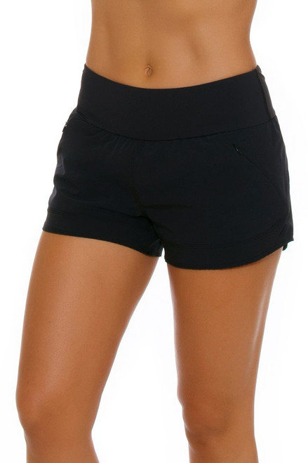 Tonic Active Women's Kaleidoscope Raina Workout Shorts