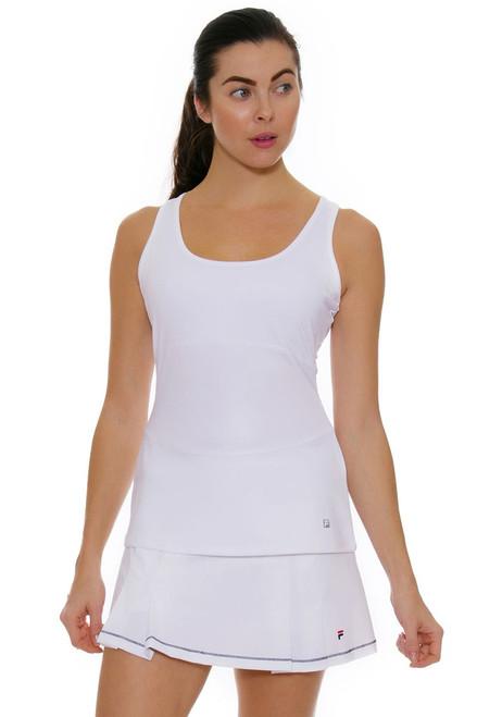 Fila Women's Heritage Pleated Tennis Skirt