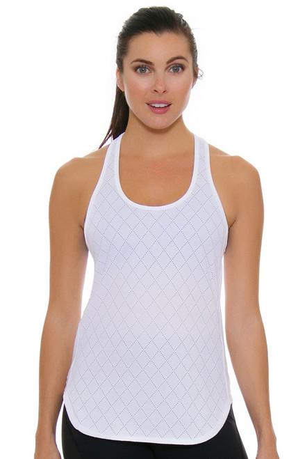 Tonic Active Women's Kaleidoscope White Siega Tank