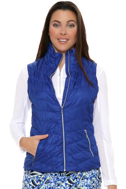 GGBlue Golf Vest in Royal Blue