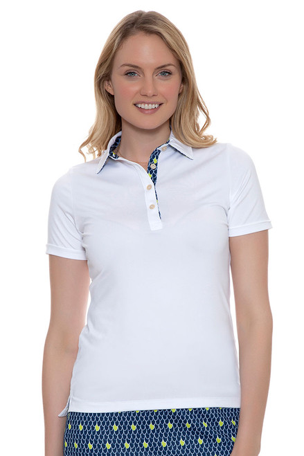 Golf Outfit l Peter Millar Laguna Golf Polo