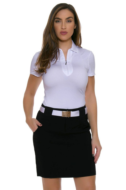 Jofit Women's Basics Belted Golf Skort