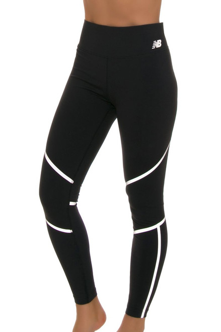New Balance Women's Sea Salt Intensity Workout Tight NB-WP73113-BM Image