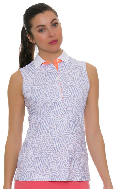 Fairway and Greene Women's Valencia Ivy Golf Sleeveless