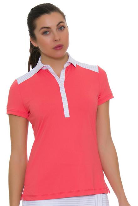 Fairway and Greene Women's Valencia Hannah Golf Polo Shirt