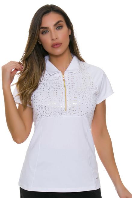 Annika Women's Prize Passion Golf Short Sleeve Shirt