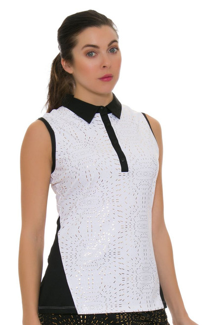 Annika Women's Prize Passion Golf Sleeveless Shirt