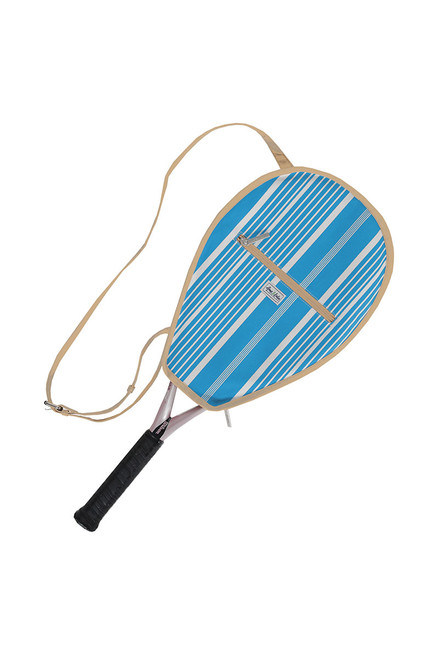 Ame & Lulu Women's Riley Tennis Racquet Cover AL-Riley Racquet Cover