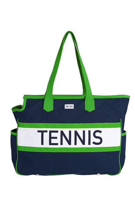 Ame and Lulu Varsity Tennis Court Bag