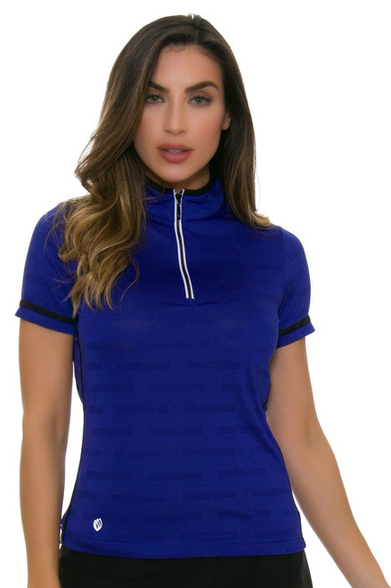 GGBlue Women's Defined Mya Golf Polo Shirt